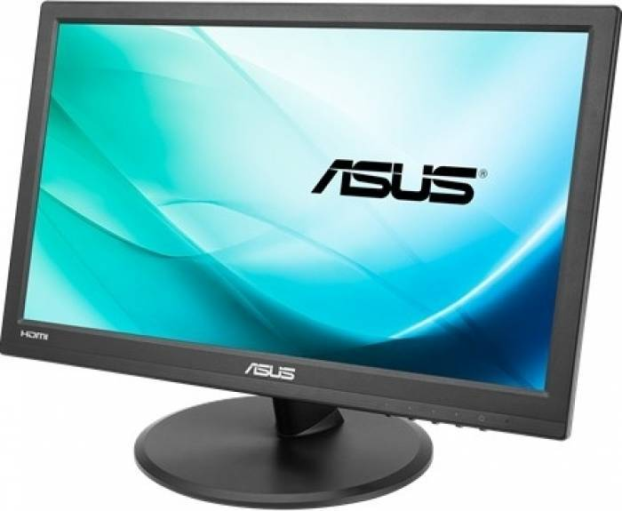 imagine 2 Monitor LED 15.6 Touchscreen Asus VT168H WXGA vt168h