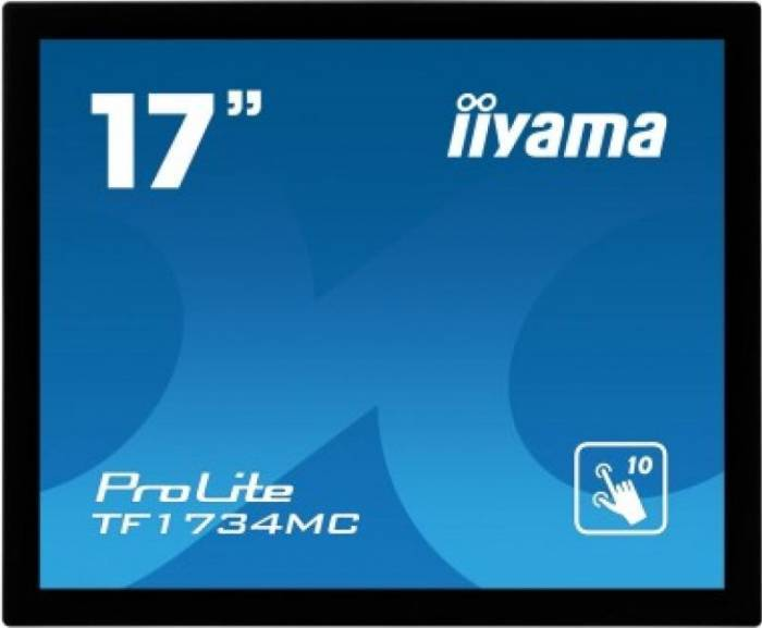 imagine 0 Monitor LED 17 Iiyama TF1734MC-B1X SXGA 5ms tf1734mc-b1x