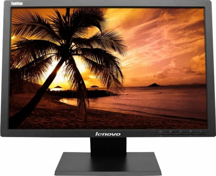 imagine 0 Monitor LED 19.5 Lenovo ThinkVision LT2013S HD+ 5ms Negru 60abaat1eu