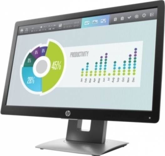 imagine 1 Monitor LED 20 HP EliteDisplay E202 IPS HD+ m1f41aa#abb_