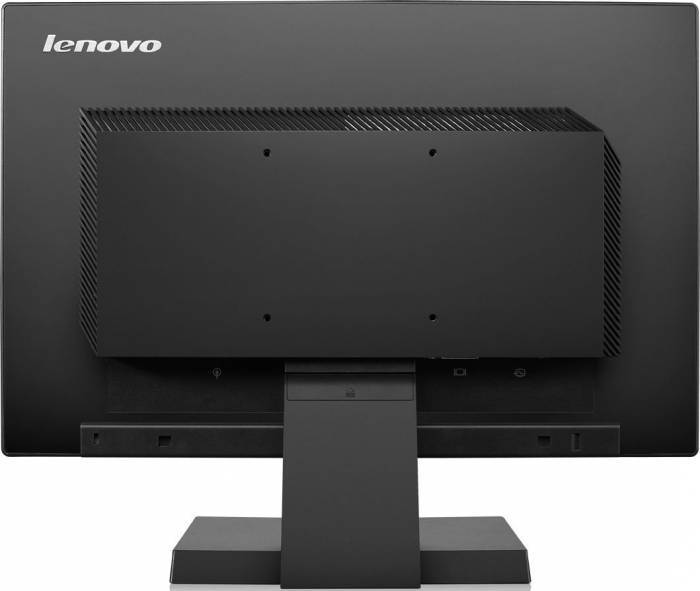 imagine 3 Monitor LED 20 Lenovo ThinkVision LT2024 HD+ 5ms Negru 60b9har1eu