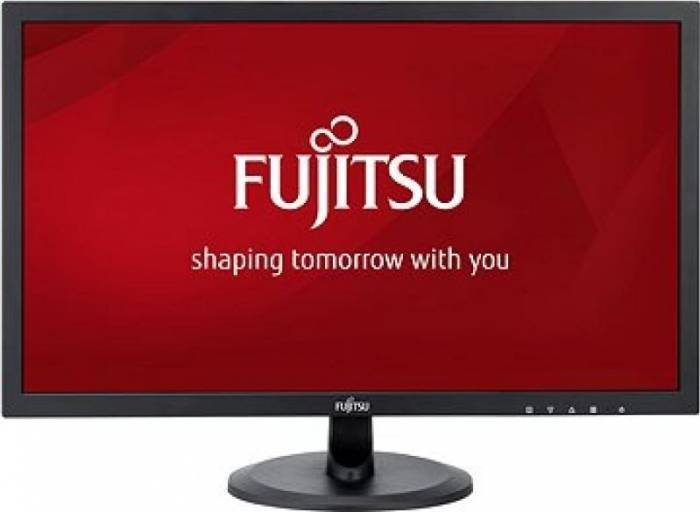 imagine 0 Monitor LED 20.7 Fujitsu L21T-1 Full HD 5 ms Negru s26361-k1575-v160
