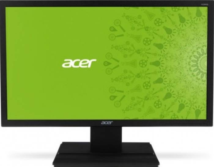 imagine 0 Monitor LED 21.5 ACER V226HQLBbd FullHD Negru um.wv6ee.b01