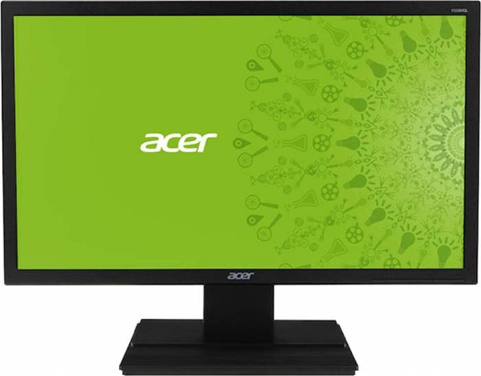 imagine 0 Monitor LED 21.5 ACER V226HQLbid FullHD Negru um.wv6ee.015