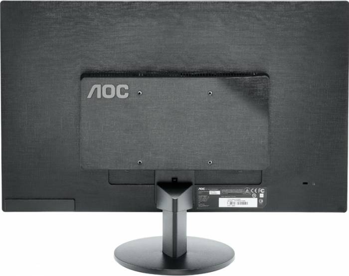 imagine 1 Monitor LED 21.5 AOC E2270SWHN Full HD Black e2270swhn