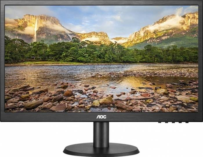 imagine 0 Monitor LED 21.5 AOC E2275SWQE Full HD 2ms e2275swqe