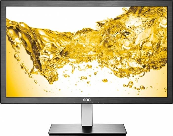 imagine 0 Monitor LED 21.5 AOC E2276VWM6 Full HD Black e2276vwm6