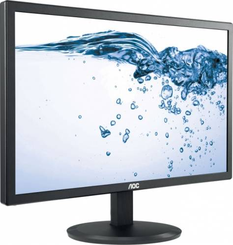 imagine 1 Monitor LED 21.5 AOC E2280SWHN Full HD TN 5ms e2280swhn
