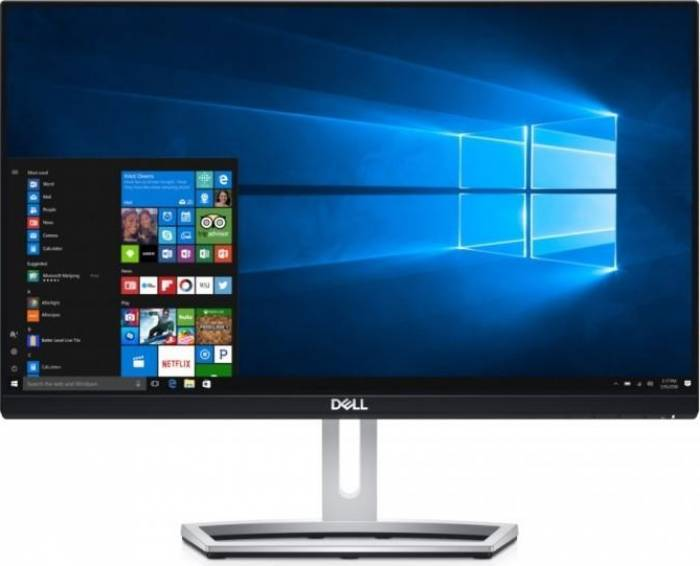 imagine 0 Monitor LED 21.5 Dell S2218H IPS Full HD s2218h-05