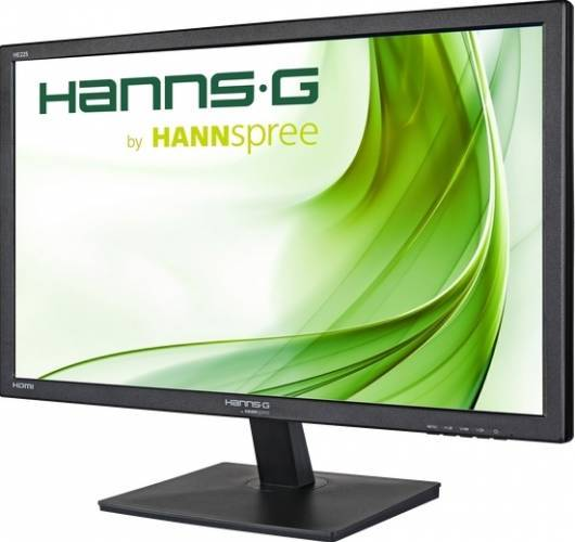 imagine 1 Monitor LED 21.5 HannsG HE225DPB Full HD 5ms he225dpb