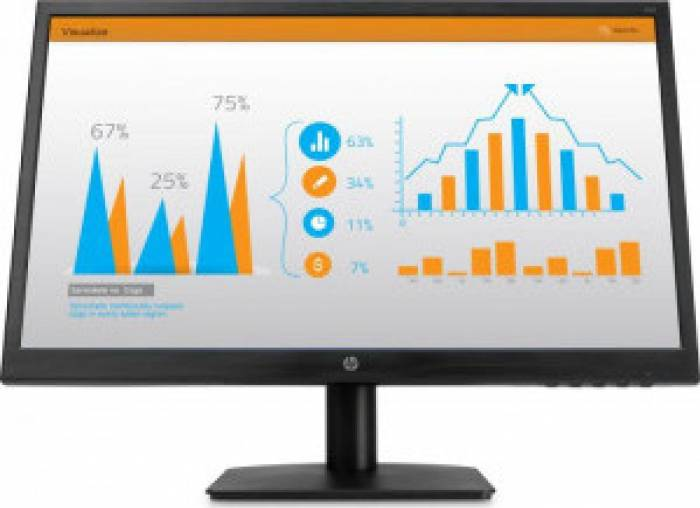imagine 0 Monitor LED 21.5 HP 3WP71AS Full HD 5 ms 3wp71as