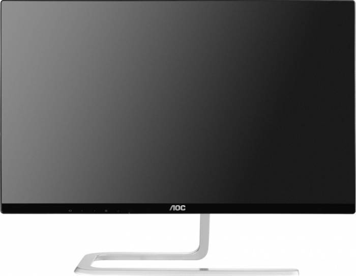 imagine 4 Monitor LED 21.5 AOC I2281FWH Full HD IPS 4 ms Negru i2281fwh