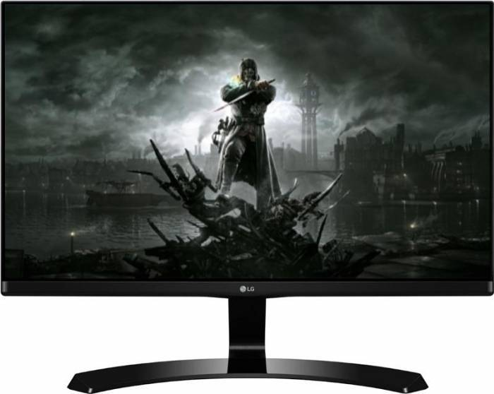 imagine 0 Monitor LED 21.5 LG 22MP68VQ-P IPS Full HD 5ms FreeSync 75Hz Negru 22mp68vq-p