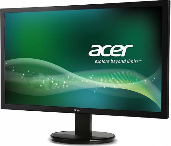 imagine 0 Monitor LED 19.5 Acer K202HQLA HD 5ms Negru um.ix3ee.a01