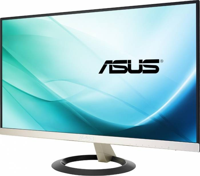 imagine 2 Monitor LED 22 Asus VZ229H Full HD IPS 5ms vz229h