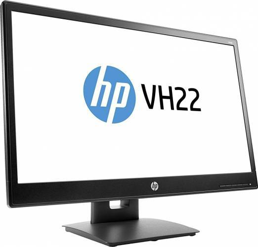 imagine 1 Monitor LED 22 HP VH22 Full HD 5ms x0n05aa