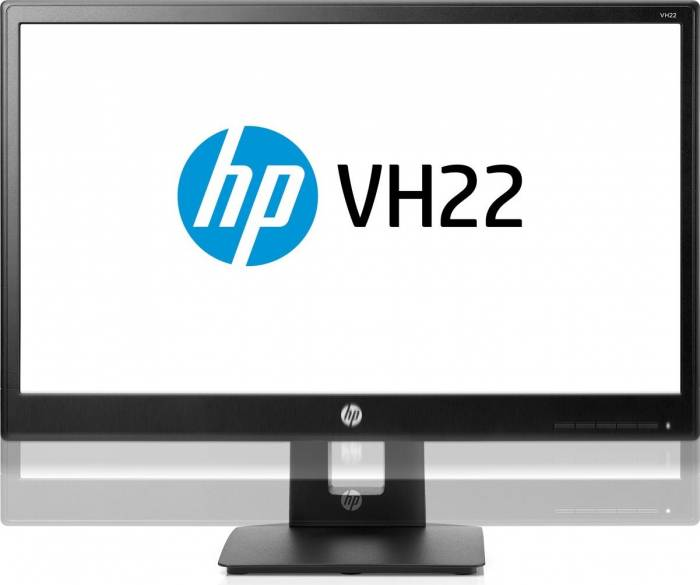 imagine 2 Monitor LED 22 HP VH22 Full HD 5ms x0n05aa