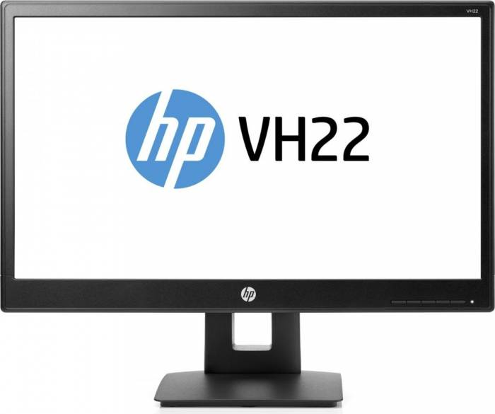 imagine 0 Monitor LED 22 HP VH22 Full HD 5ms x0n05aa