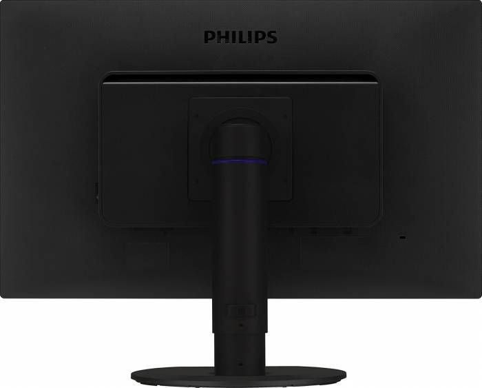 imagine 1 Monitor LED 22 Philips 220B4LPYCB/00 WSXGA+ 5 ms Negru 220b4lpycb/00