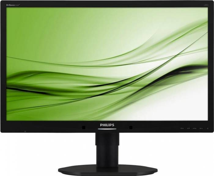 imagine 0 Monitor LED 22 Philips 220B4LPYCB/00 WSXGA+ 5 ms Negru 220b4lpycb/00