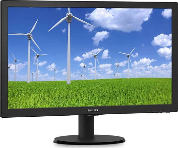 imagine 1 Monitor LED 22 Philips 223S5LSB/00 Full HD 5ms 223s5lsb/00