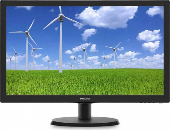 imagine 0 Monitor LED 22 Philips 223S5LSB/00 Full HD 5ms 223s5lsb/00