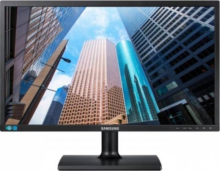 imagine 0 Monitor LED 22 Samsung LS22E45KMWV Full HD 5ms ls22e45kmwv/en