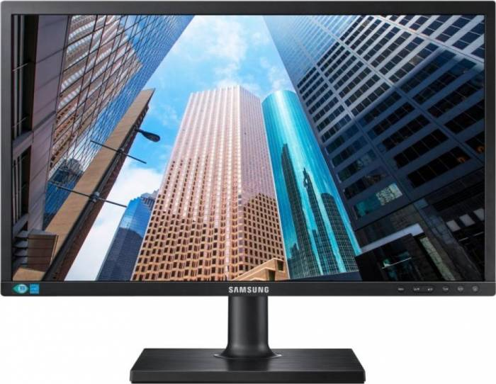 imagine 0 Monitor LED 22 Samsung LS22E45UFSEN Full HD 5ms ls22e45ufs/en