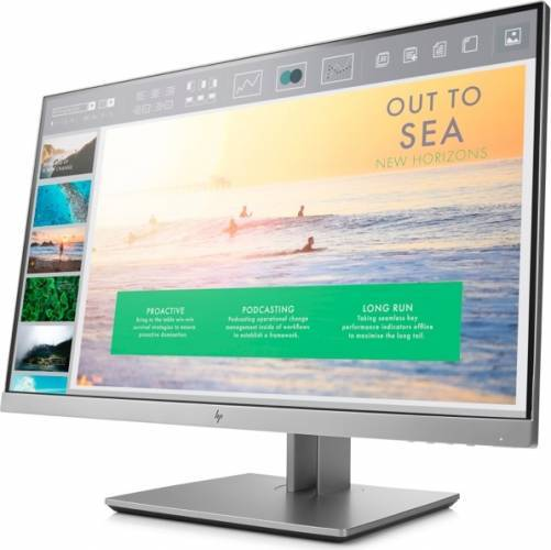 imagine 2 Monitor LED 23 HP EliteDisplay E233 Full HD IPS 5 ms 1fh46aa