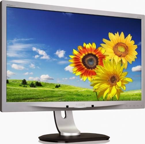 imagine 1 Monitor LED 23 Philips 231P4QUPES FullHD Silver 231p4qupes/00
