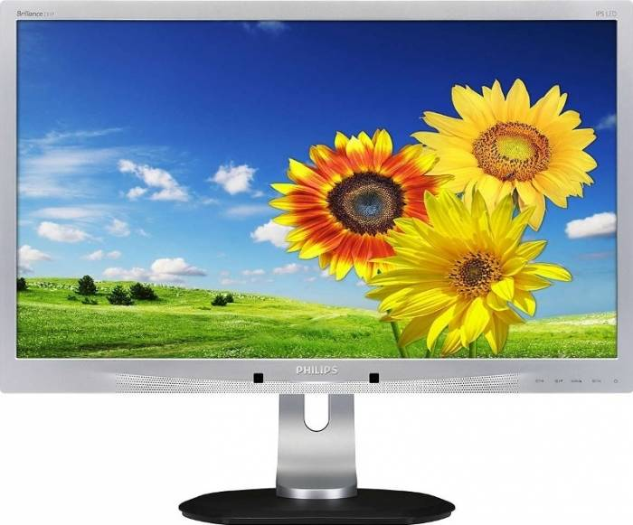 imagine 0 Monitor LED 23 Philips 231P4QUPES FullHD Silver 231p4qupes/00