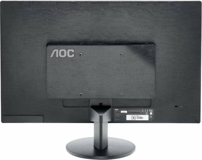 imagine 1 Monitor LED 23.6 AOC E2470SWDA Full HD 5ms e2470swda_