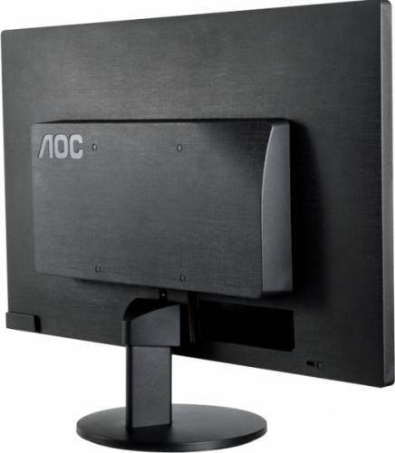 imagine 2 Monitor LED 23.6 AOC E2470SWDA Full HD 5ms e2470swda_