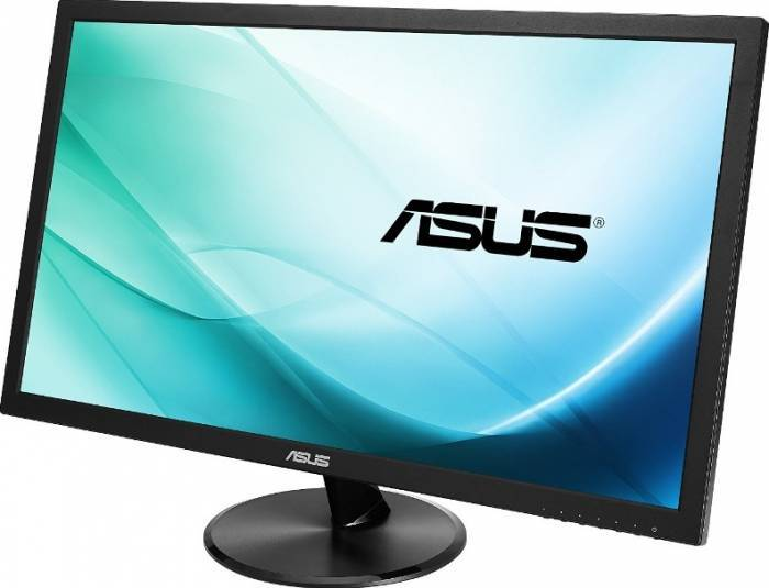 imagine 1 Monitor Gaming LED 23.6 Asus VP247T Full HD Negru vp247t
