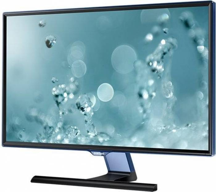 imagine 3 Monitor LED 23.6 Samsung LS24E390HL Full HD Black ls24e390hl/en
