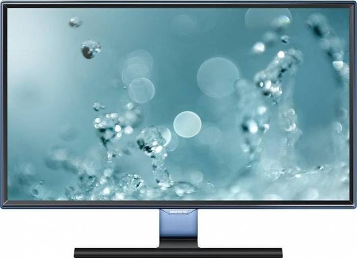 imagine 0 Monitor LED 23.6 Samsung LS24E390HL Full HD Black ls24e390hl/en