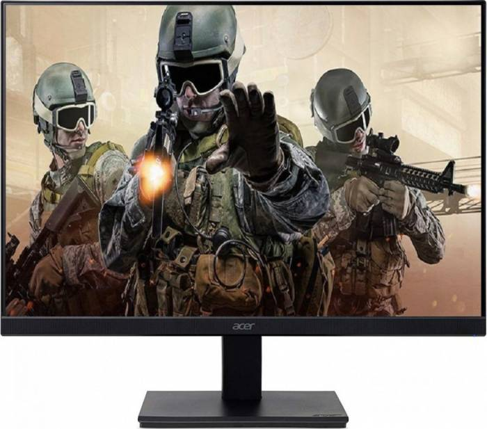 imagine 0 Monitor Gaming LED 23.8 Acer V247Ybi Full HD 4ms IPS 75hz Boxe um.qv7ee.001