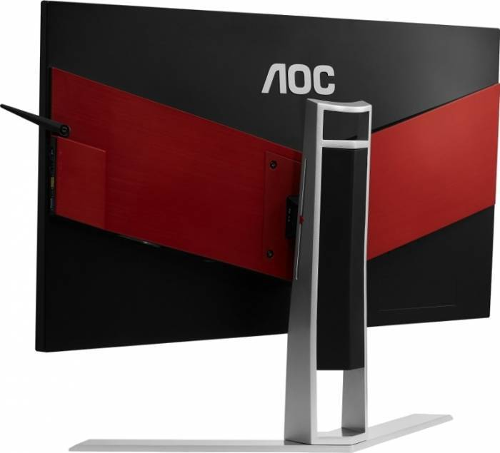 imagine 4 Monitor Gaming LED 23.8 AOC Agon AG241QX WQHD 144Hz 1ms ag241qx