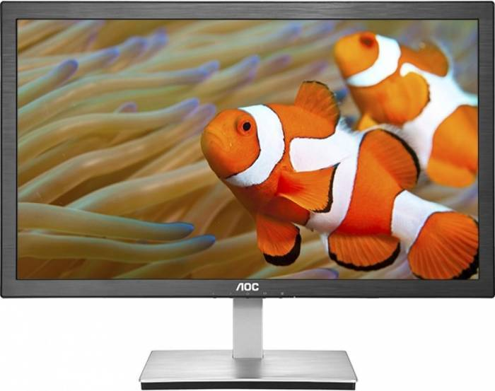 imagine 0 Monitor LED 23.8 AOC I2476VXM Full HD IPS 5ms i2476vxm