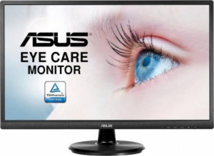 imagine 0 Monitor LED 23.8 Asus VA249NA Full HD 5 ms 60 Hz va249na