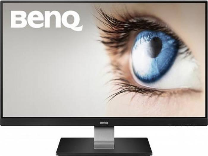 imagine 0 Monitor LED 23.8 BenQ GW2406Z IPS Full HD 5 ms Negru gw2406z