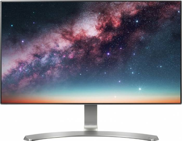 imagine 0 Monitor LED 23.8 LG 24MP88HV-S FullHD 5ms IPS Negru 24mp88hv-s