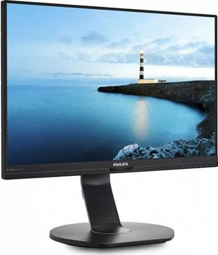 imagine 2 Monitor LED 23.8 Philips 241B7QPTEB00 Full HD IPS 5ms GTG 241b7qpteb/00