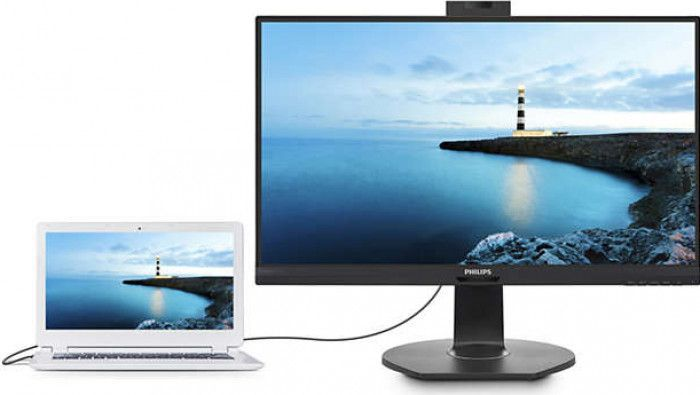 imagine 2 Monitor LED 23.8 Philips 241b7qubheb/00 Full HD 5ms 75 Hz Boxe 241b7qubheb/00