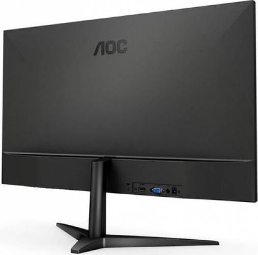 imagine 2 Monitor LED 24 AOC 24B1H FullHD Negru 24b1h