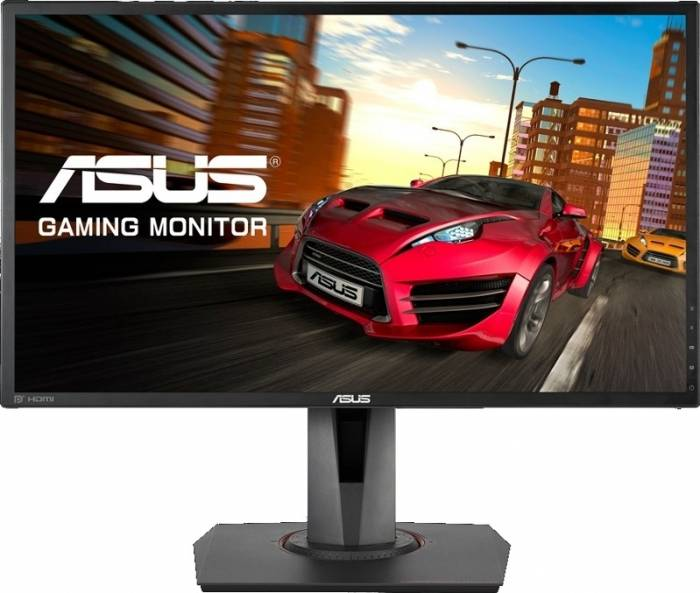 imagine 0 Monitor Gaming LED 24 Asus MG248Q WUXGA 1ms 3D Vision 144Hz Negru mg248q