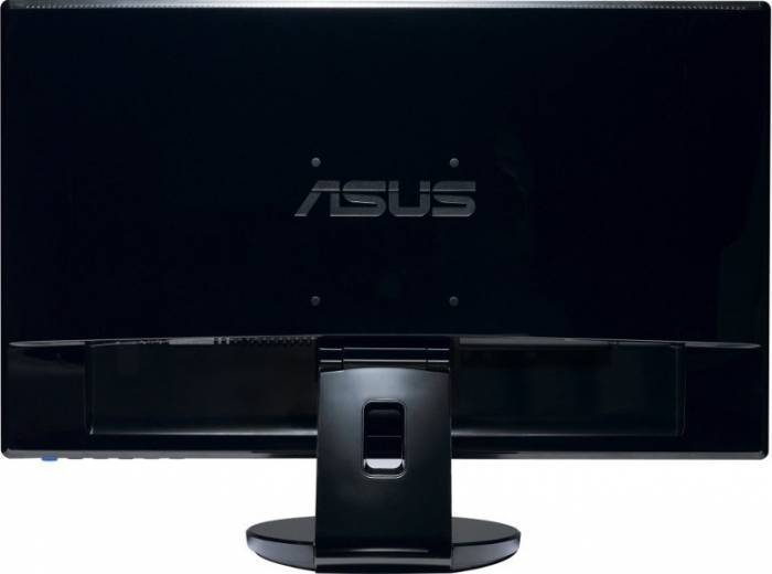 imagine 4 Monitor Gaming LED 24 Asus VE248HR FullHD Black ve248hr