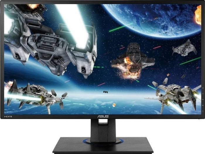 imagine 0 Monitor Gaming LED 24 Asus VG245HE Full HD 1ms vg245he