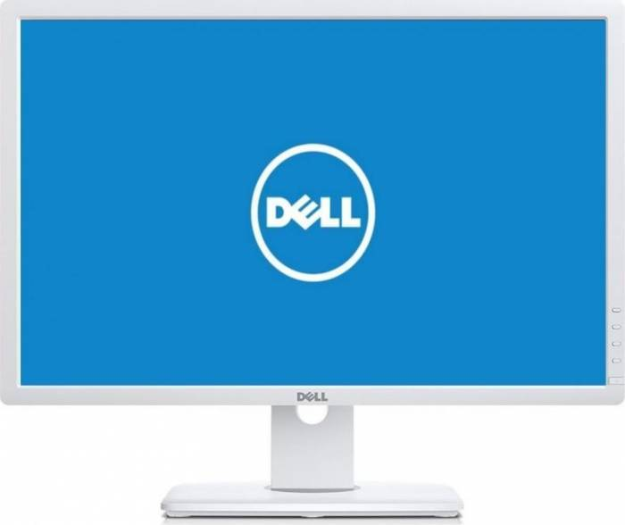 imagine 0 Monitor LED 24 Dell UltraSharp U2412M IPS WUXGA Alb u2412m-wht-05