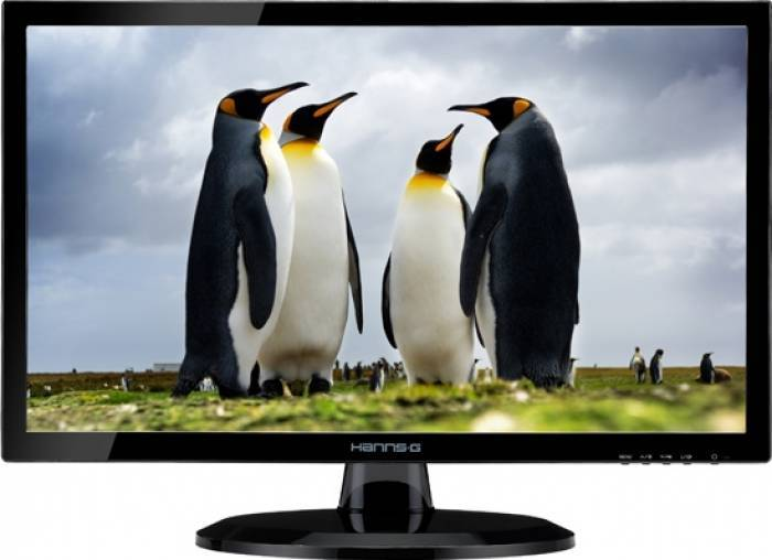 imagine 4 Monitor LED 24 Hanns.G HE247DPB Full HD 5ms he247dpb